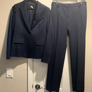 JCrew Navy Suit - Tall